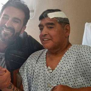 Foto de Diego Maradona em hospital gera polêmica