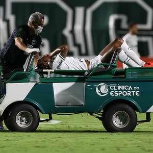 Em recuperação de lesão, Luiz Adriano publica foto na ...