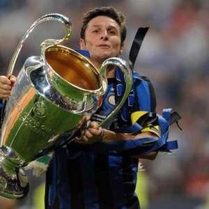 Zanetti elogia Ronaldo, mas diz que melhor jogador que ...