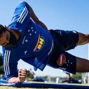 Felipão ganha opções para montar o Cruzeiro contra o ...