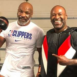 Brasileiro treinador de Mike Tyson projeta 'luta de ...