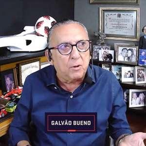 """Galvão critica Conmebol por dizer que Maradona é """"o maior"""""""