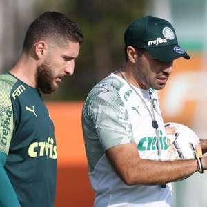 Abel Ferreira enaltece Zé Rafael: 'Tem tudo para ir à ...