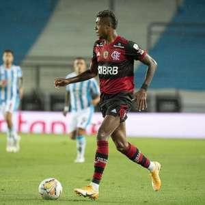 Em seu segundo ano no Flamengo, Bruno Henrique se ...
