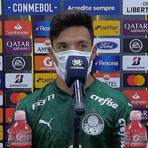 Gabriel Menino celebra vitória: 'Elenco do Palmeiras é ...