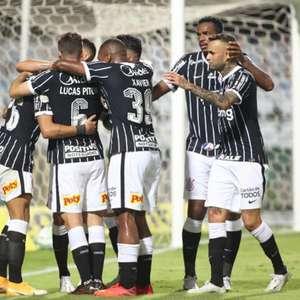 Corinthians bate o Coritiba por 1 a 0 e se afasta do Z4