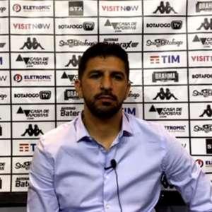 Emiliano Díaz explica mudanças no Botafogo: 'Tivemos ...