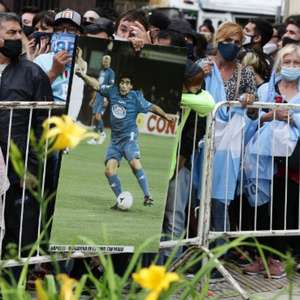 Advogado de Maradona se revolta com demora de ambulância ...