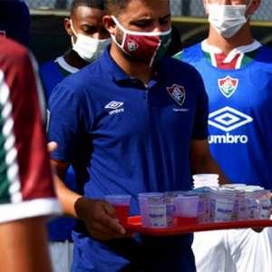 Moleques de Xerém contam com um protocolo antigo do Flu ...