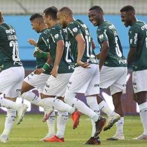 Com vitória sobre Delfín, Palmeiras quebra tabu de 25 ...