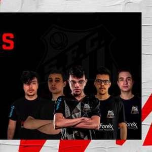 Santos Hotforex é campeão sul-americano de CS:GO