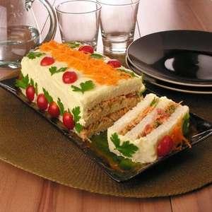 As melhores receitas de bolos salgados para experimentar e aprovar