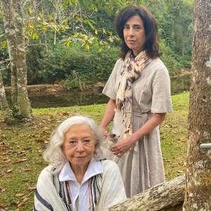 'Esquecemos que somos mãe e filha', diz Fernanda ...
