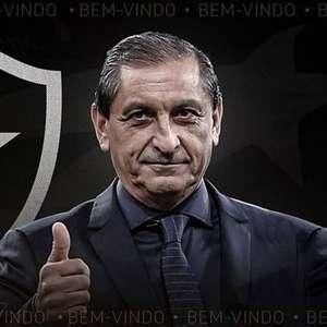 Sem estrear, Ramón Díaz deixa o Botafogo e Eduardo ...