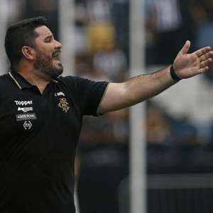 Sai sem estrear: Botafogo demite Ramón Díaz; Eduardo ...