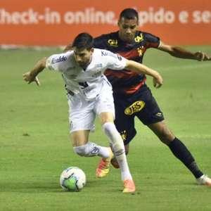 Santos x Sport: prováveis escalações, desfalques e onde assistir