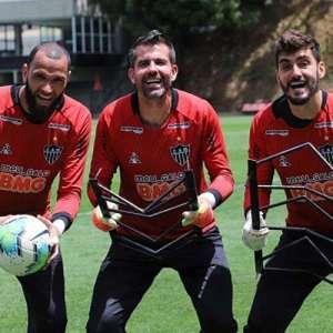 Rafael é mais um caso confirmado de Covid-19 no Atlético-MG