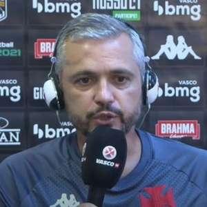 Alexandre Grasseli analisa atuação do Vasco contra o ...
