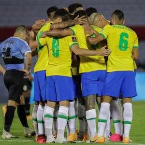 Brasil segue em 3º e diminui vantagem para a França no ranking da FIFA