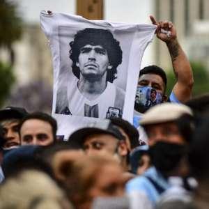 Herança de Maradona pode ser dividida com até 11 filhos
