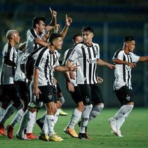 Sub-20 do Galo derrota o Flamengo em BH pelo Brasileiro