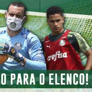 Boletim do Palmeiras: treino no Equador e base com ...