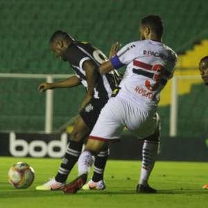 Ruim para os dois! Figueirense e Botafogo-SP ficam no empate