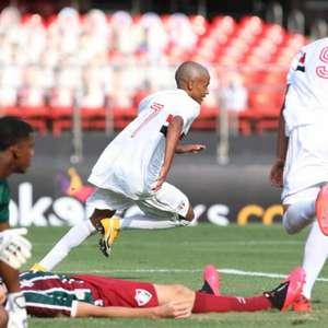 Sub-17: São Paulo bate o Fluminense por 2 a 1 no Morumbi pelo Brasileiro