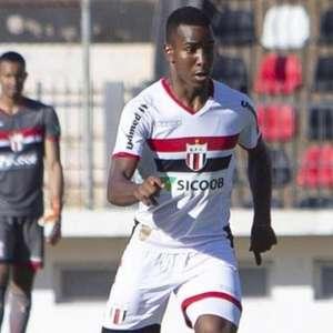 Jovem celebra oportunidade de defender o Botafogo-SP na ...