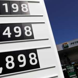 Preços da gasolina e diesel nos postos caem na semana; ...