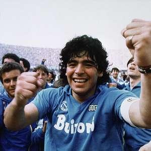 10 curiosidades sobre a vida de Diego Maradona