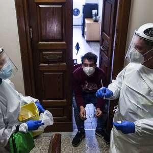 Itália tem mais de 800 mortes por covid pelo 2º dia seguido