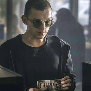 Tom Holland aparece em fotos do novo filme dos diretores ...