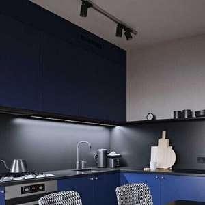 Armário de Cozinha Azul: Veja Como Usar +59 Modelos Lindos