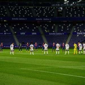 Valladolid cede empate ao Levante pelo Espanhol