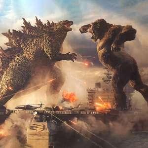 Godzilla vs. Kong pode sair direto em streaming