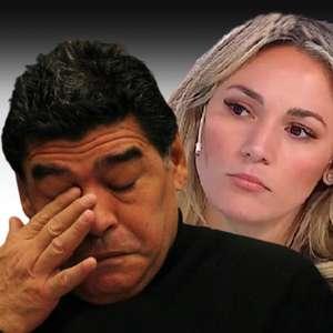 Maradona morreu deprimido por ter pedido negado por sua ex