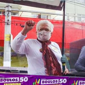 Psol faz carreata sem Boulos; Covas tem 'agenda de cafés'