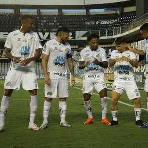 Cuca mexe e substitutos dão vitória do Santos sobre o Sport