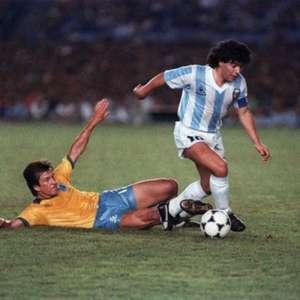 Carlinhos Vergueiro fala sobre Maradona: 'Ele nunca ...
