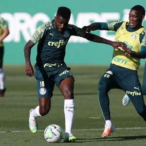 Abel Ferreira comenta saída de Ramires no Palmeiras: 'Só fez os dois jogos porque eu pedi'