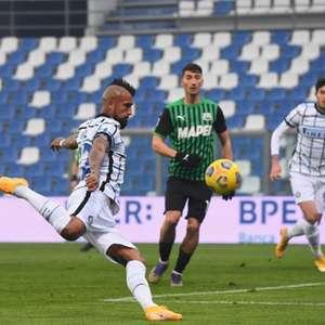 Inter de Milão derrota o Sassuolo e assume a vice- ...