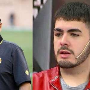 Jovem alega ser filho de Maradona e pede exumação para DNA