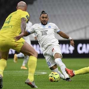 Olympique de Marselha derrota o Nantes e joga pressão ...