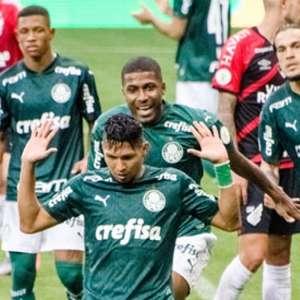 Rony faz valer a 'lei do ex', e Palmeiras vence o ...