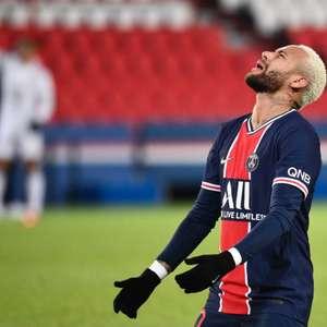 Neymar deixa sua marca, mas PSG e Bordeaux empatam pelo ...