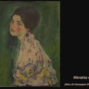 Quadro de Klimt volta para museu na Itália após quase 24 anos
