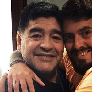 Filho de Maradona com empregada tinha sonho agora impossível