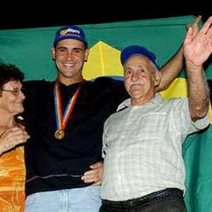 Antônia Reis, mãe do ex-goleiro Marcos, falece aos 83 ...