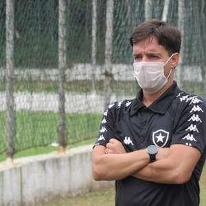 Gerente da base do Botafogo dedica título da Taça Rio a ...